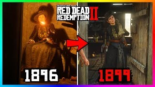 The Untold Story Of What Happened To Legendary Gunslinger Black Belle Before Red Dead Redemption 2!