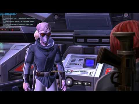 SWTOR: Skill Respec Imperial Fleet - YouTube