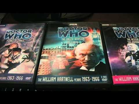 Doctor Who 50th Anniversary DVD Series Overview -  Episode Three