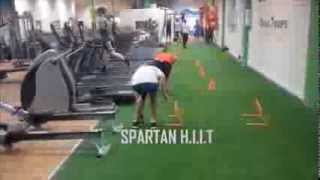 Spartan H.i.i.t @ Studio 360 Fitness Billericay Essex | Alex Porter Fitness