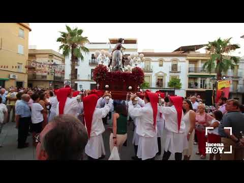 VÍDEO: Algunas imágenes de la procesión de Santiago Apóstol