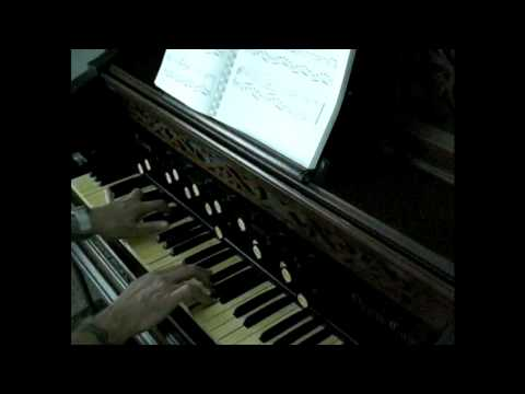 """Ave Maria."" (Harmonium Reed Organ Solo.)"