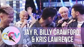 GGV: Soul Brothers confuse Vice Ganda with their conversation