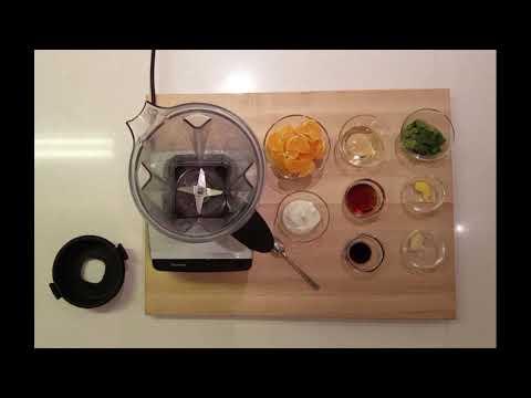 Thumbnail to launch Orange Ginger Vinaigrette: Nourish Program video