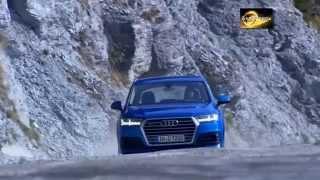 Audi Q7 Тест драйв