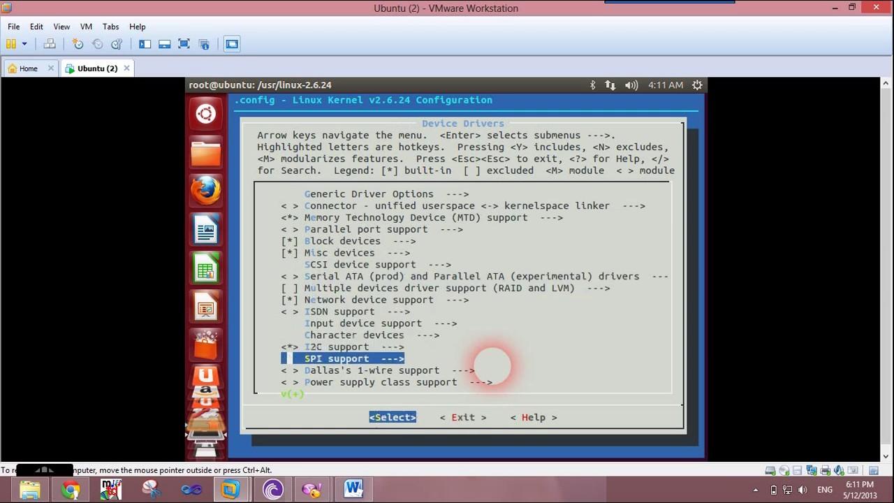 Embedded Linux – Build Kernel – Hệ thống nhúng – Biên dịch nhân Linux