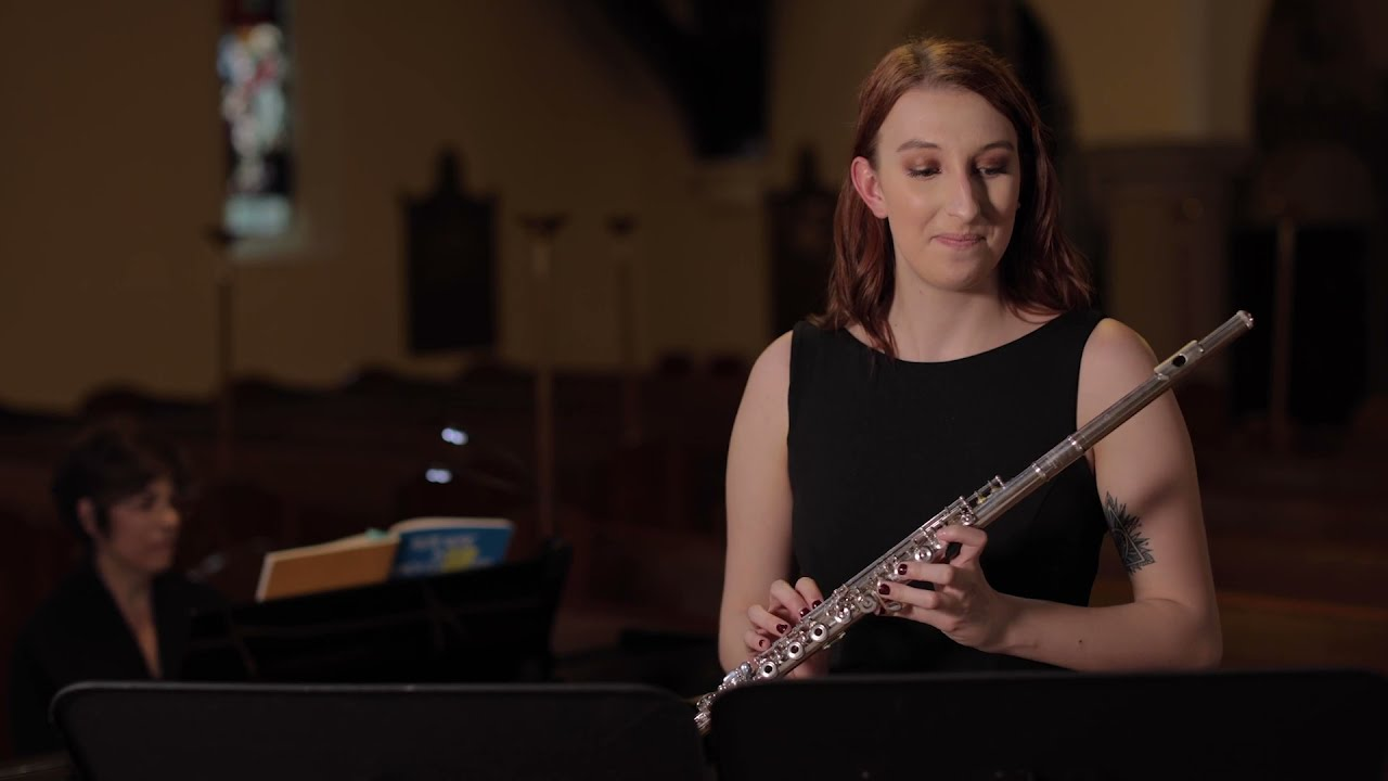 2021 Collegiate Concerto Competition Overall Winner - Kalista Heidkamp (SRU)