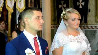 "Кліп "" Вінчання"" Василя та Мар'яни - Clip - The Wedding of Basil and Mariana"