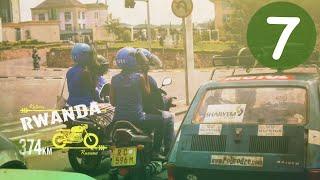 Maluchem przez Afrykę #7 GORYLE we mgle - Odcinek 7/10 [UGANDA - RWANDA]
