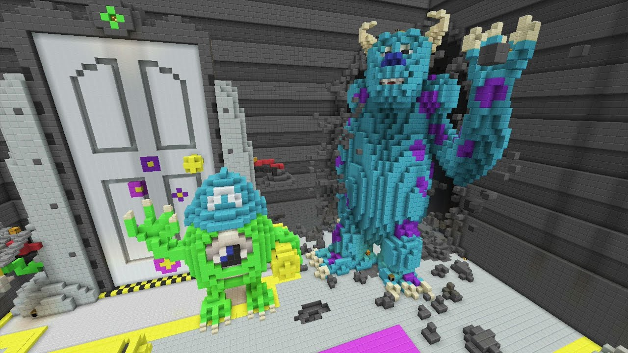 Minecraft Xbox Disney Pixar Hunger Games YouTube - Hunger games mapped on us