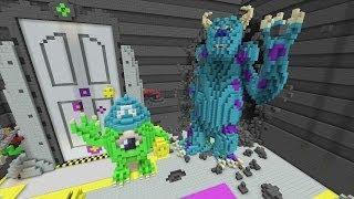 minecraft xbox disney pixar hunger games