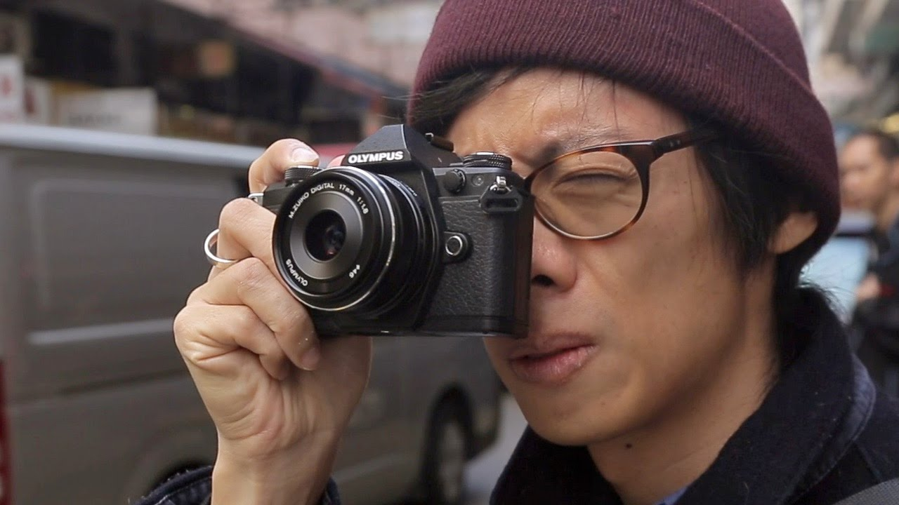 Olympus Om D Em 5 Ii Hands On Review Youtube E M5 Mark Body Only