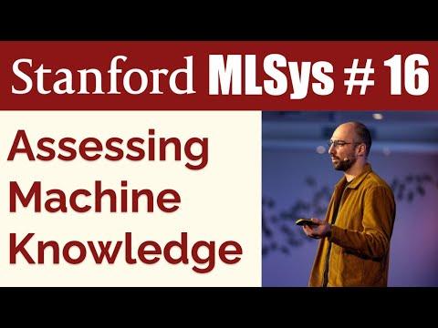 What do Machines Know? feat. Fabio Petroni | Stanford MLSys Seminar Episode 16