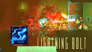 Dead Cells - Lightning Bolt (Level 1) only run