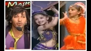 CUTE Performance of Gracy & Khushboo - DID Little Masters - Final Audition