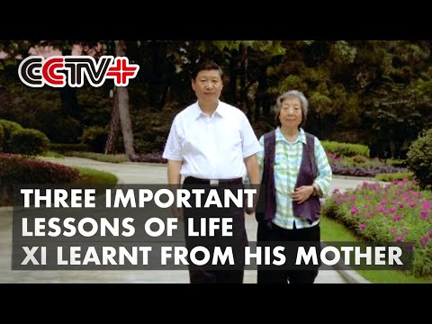 Mother's Day: Xi Inspired by His Mother in Shaping Outlook on Life, Governance