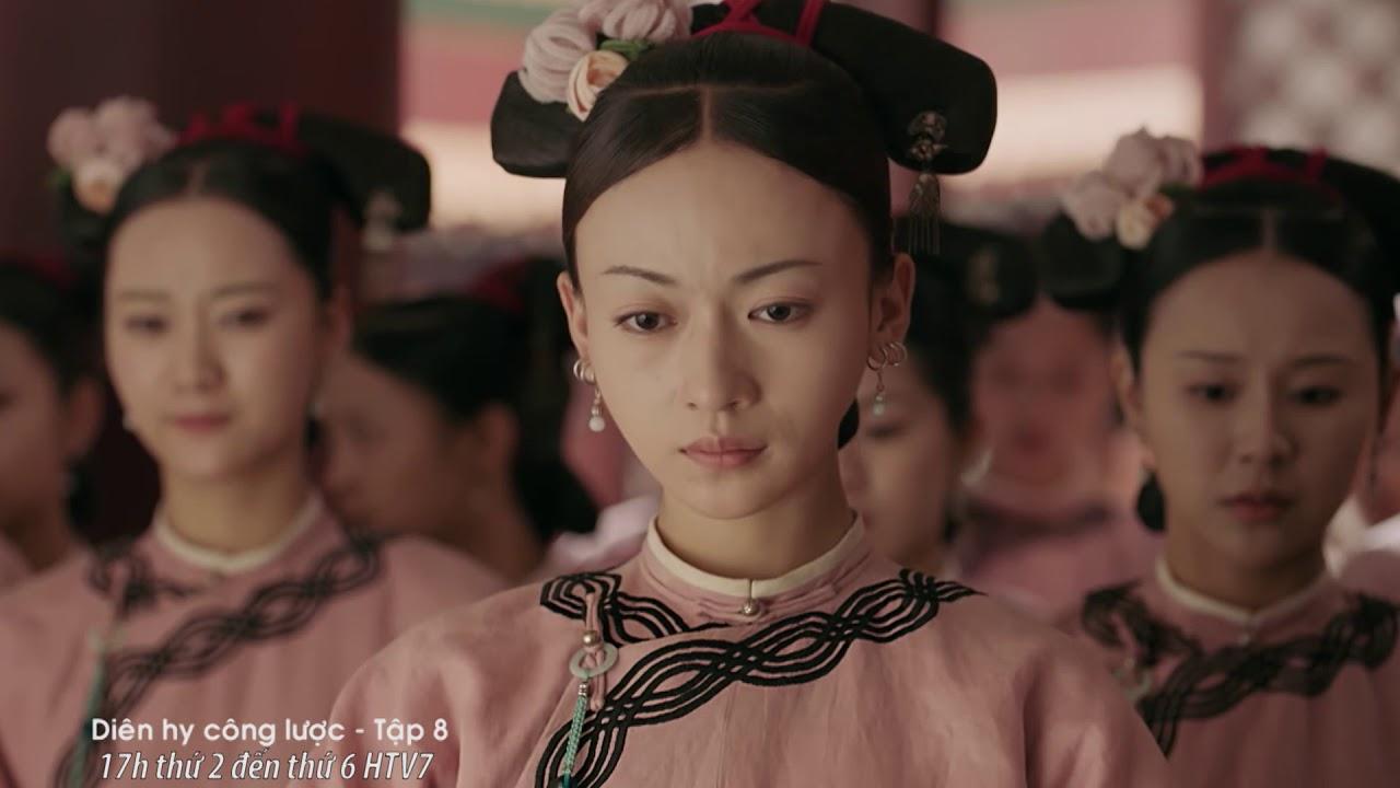 image Diên Hy Công Lược tập 8 - Linh Lung bị xử tội vì