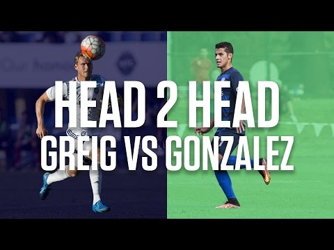 Head2Head: Kyle Greig vs. Mark Anthony Gonzalez