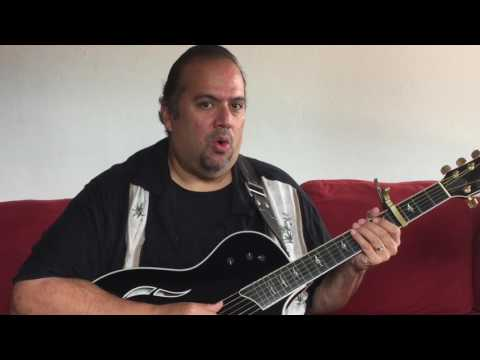 Jolene Easy Acoustic Lesson (Dolly Parton)