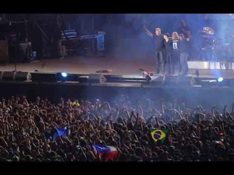 MetallicA - Lollapalooza Chile 2017