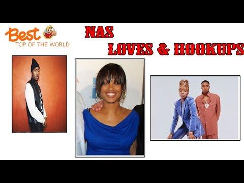 Best Top 8 Nas's Loves & Hookups