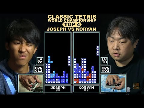 CTWC 2018 Top 4 - Pt. 1 - Joseph vs. Koryan