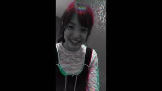프로듀스48에 출연했던 시타오 미우(下尾みう)의 2018년 12월 5일자 인...