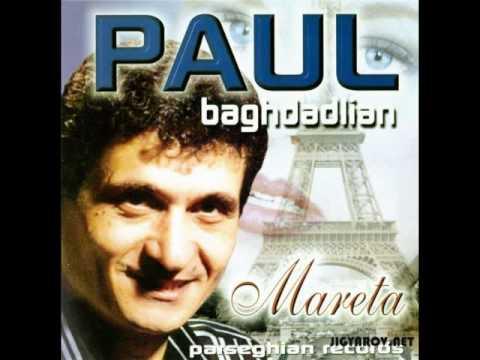Paul Baghdadlian-Sirun Dzaghik