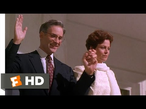 Dave (3/10) Movie CLIP - Thank You for Doing This, Ellen (1993) HD