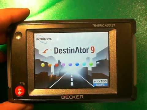 becker traffic assist highspeed 7934 software