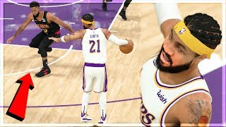 INSANE ANKLE BREAKER! 2k20 Needs ANOTHER Patch!NBA 2k20 MyCAREER (My Player Nation)