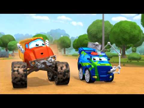 The Adventures Of Chuck And Friends: Monster Rally 14 2012