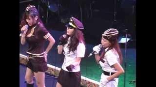 2010年10月17日 Grils Train Party Vol.7 HINA(NATSU) MAI KAORU.