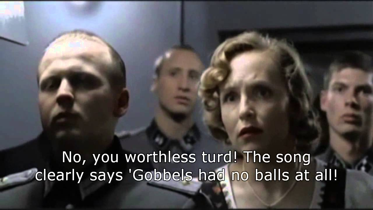 Hitler finds out about the KQ Morning Show - YouTube