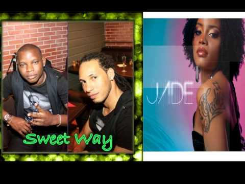 Sweet way ft Jade - Ces mots la