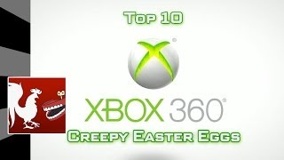 Top 10 Creepiest Xbox 360 Easter Eggs