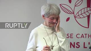 France: Nun describes her 'miraculous' paralysis recovery after Lourdes pilgrimage