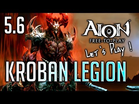 "Aion 5.6 Let's Play #2 – ""Accro (au) Ban !"" 