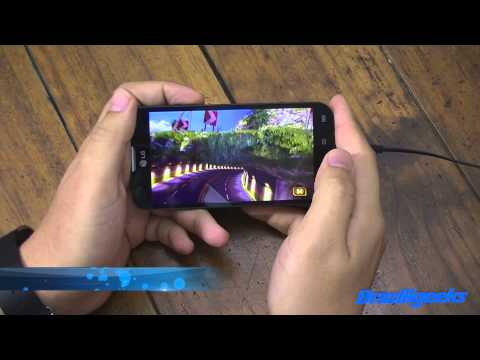 LG L90 - Teste de Jogos