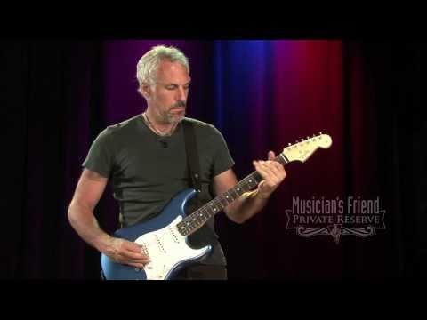 Fender Custom Vintage Pro 1960 Stratocaster at Musicians Friend