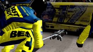 Nascar The Game 2013 pit stop issue
