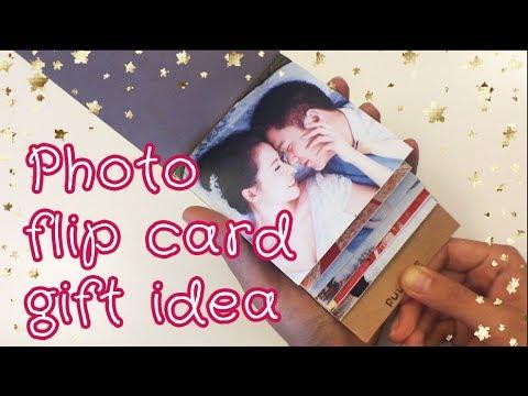 Waterfall Photo Card Gift Idea   Sunny DIY