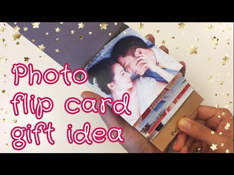 Waterfall Photo Card Gift Idea | Sunny DIY