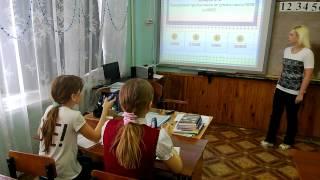 Урок математики в 4 классе. Тест.(, 2014-03-18T12:19:57.000Z)