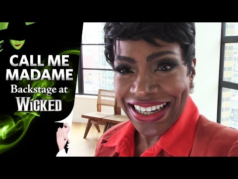 Episode 3 - Call Me Madame: Backstage at WICKED with Sheryl Lee Ralph