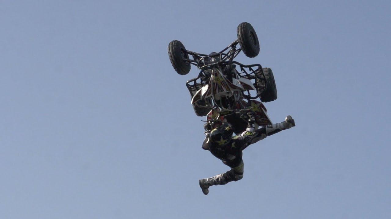 Marco Picado ATV Freestyle 2014 - YouTube