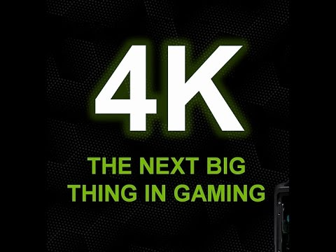 HOW TO RUN 4K RESOLUTION ON ANY MONITOR WITH NVIDIA AND DSR TECHNOLOGY!