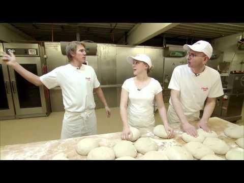 Die linke Hand des Handwerks: Simon als Bäcker