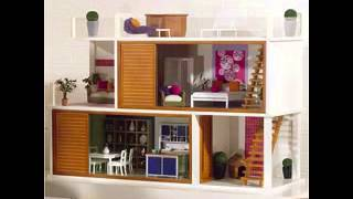 Modern Dolls House Furniture