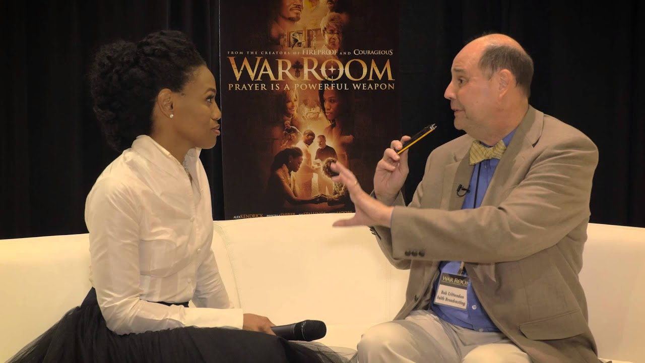 War Room Atlanta Red Carpet Priscilla Shirer Elizabeth